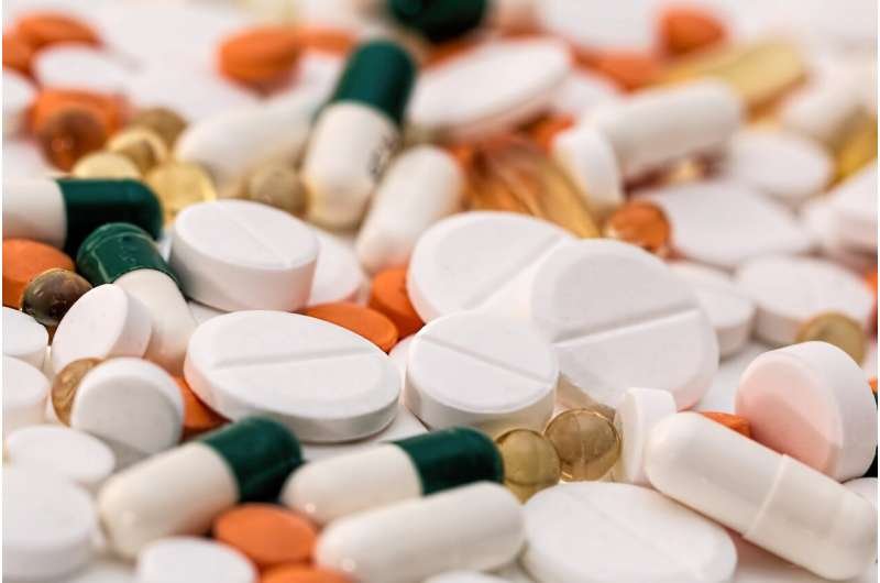 Research finds decline in drug overdose mortality rates in eastern Kentucky counties
