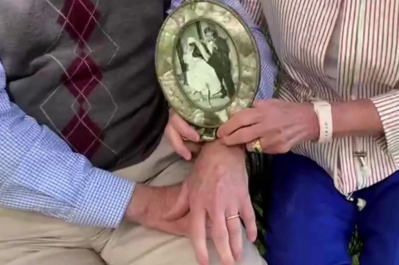 Wedding ring lost in Tennessee yard found 55 years later