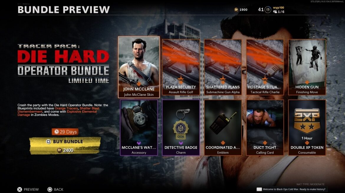 If you want Rambo and John McClane in Call of Duty: Warzone and Black Ops Cold War, expect to spend £33.58 worth of COD Points